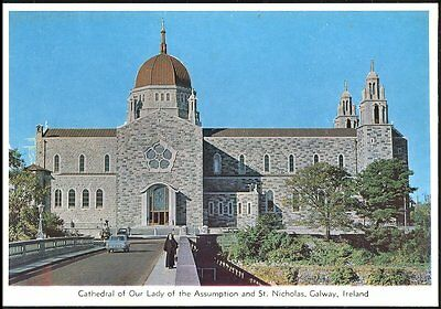 Postcard Our Lady of the Assumption Galway Cardal