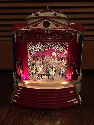 Mr. Christmas THE NUTCRACKER SUITE Ballet - 1999 With Box
