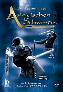 NEW Technique of the Asian Saber Sword (DVD)