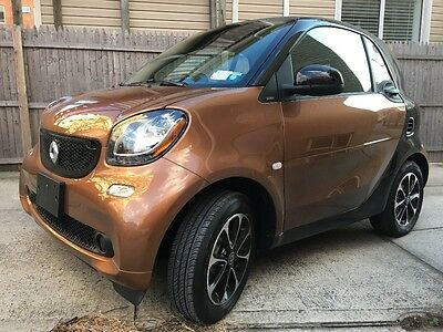 2016 Smart coupe  2016 smart fortwo coupe brand new ***NO RESERVE***