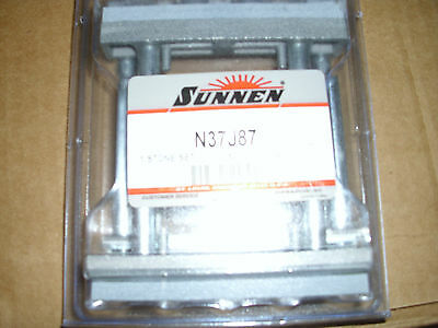 """Sunnen N37J87 stone set 3.5"""" to 5.5"""" 400 grit stone LOT of 6"""