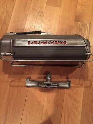 Vintage Electrolux XXX Model 30 Vacuum Cleaner With Attachment