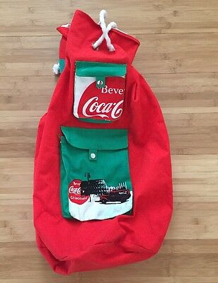 Collectable Coca Cola Large Duffle Bag