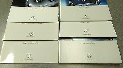 Used 2003 Mercedes Benz M-Class Owners Manual(Very Good Condition)