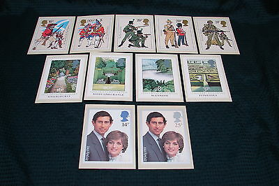 OPC Lot of 11 Unused PHQ Cards