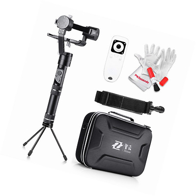 Zhiyun Crane M 3 Axis Brushless Handheld Gimbal with Wireless Controller and Pho