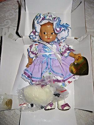**EFFANBEE PATSYETTE MARY HAD A LITTLE LAMB DOLL** New in Box