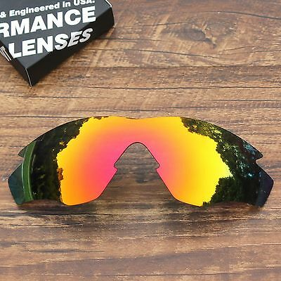 Orange Red Polarized Lenses Replacement for-Oakley M2 Frame-Promition