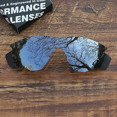 Metallic Silver Polarized Lenses Replacement for-Oakley M2 Frame-Promition