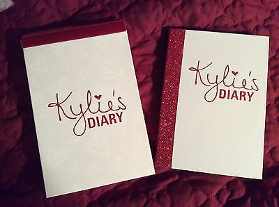Kylie Cosmetics Valentines Collection The Diary Palette 100% Authentic