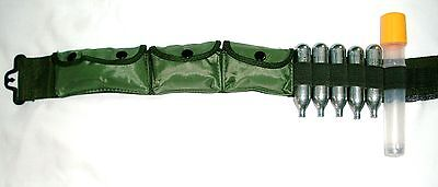Stock Class Paintball Tube Ammo Belt - New in Package