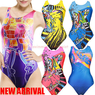 [2017 NEW ARRIVAL] NWT YINGFA RACING TRAINING SWIMSUIT UK MISS ALL Sz FREE SHIP!
