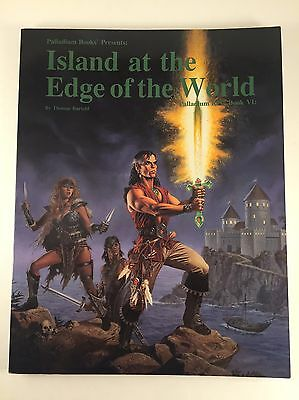 Palladium RPG Book 6 - Island At The Edge Of The World