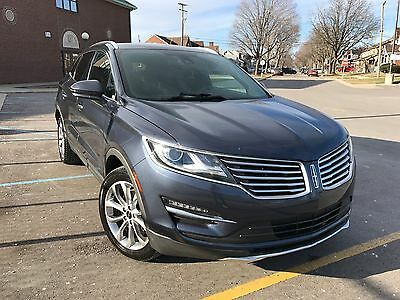 2015 Lincoln Other 2015 MKC AWD 2015 LINCOLN MKC