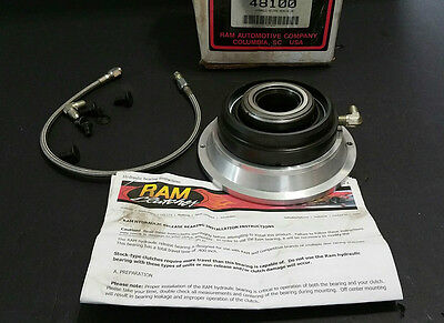 Ram 48100  Release Bearing     Racing Nascar  Chevy