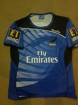 western force training top