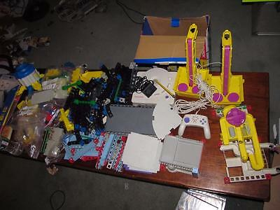 Rokenbok Parts & Pieces Multiple Sets Action Factory Tower Track Lot