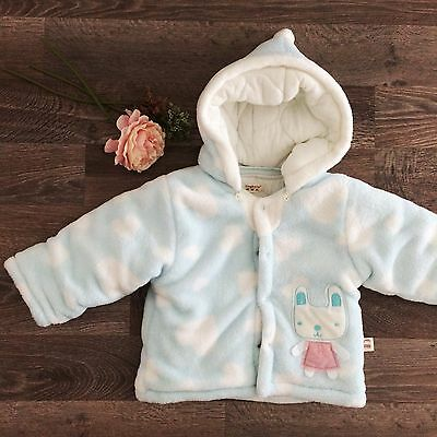 BNWT Baby Girl Quilted Winter Jacket