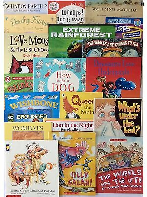 LESS THAN $2 A Book 500 X Picture Books Bulk Lot Set School  Kindy Children's