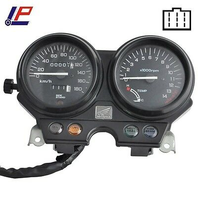 Motorcycle Speedometer Tachometer Gauges Cluster For Honda CB250 Jade250 KM/H