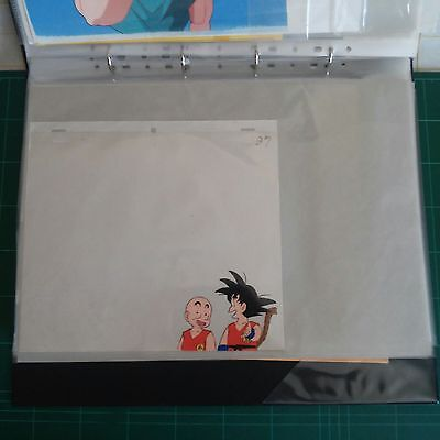 dragonball early years cel of gokuh