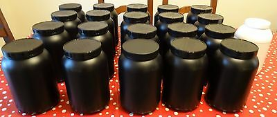 Used 21 Empty Large Containers Great For Art, Crafts, Tools ,Screws , Lego,Food