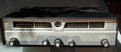 Pioneer AM Stereo VALVE receiver & amplifier, SM-B160 in excellent condition