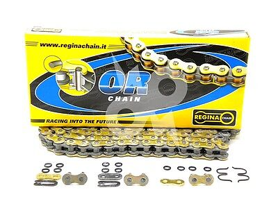 Regina Chain 520x120 Links ORN6 Links Series Sealed O-ring Gold Chain