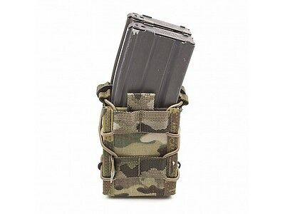 ELITE OPS DOUBLE QUICK MAG POUCH SUIT 5.56mm & AK MAGS MOLLE MAGAZINE TACO POUCH