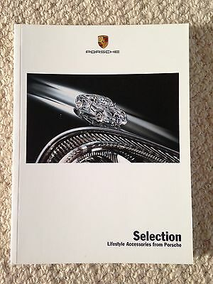 Porsche - Selection Leaflet 2003