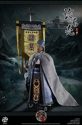 1/6 303Toys Romance of Three Kingdoms Zhuge Liang KongMing Collector Figure