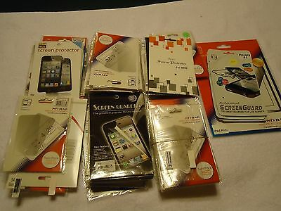 Screen Protectector's Lot of over 80 cell