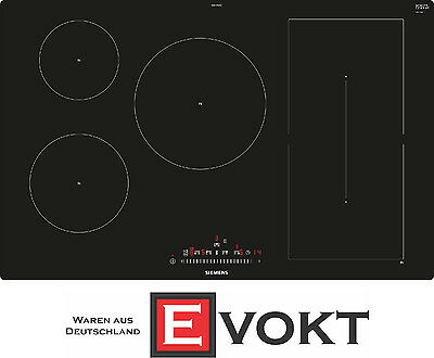 Siemens ED801FWB1E iQ500 80 cm induction hob, glass ceramic