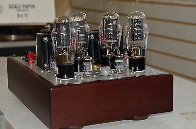 2A3 PP tube amp AMPLIFIER. stereo, 10 Watt / ch, Low THD