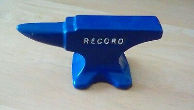 Record mini anvil   jewellery /metal smiths/ Sheffield England 0742 449066