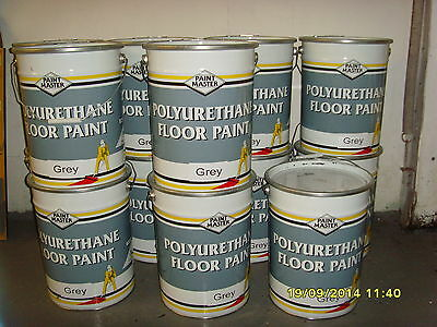 garage floor paint 20lts grey
