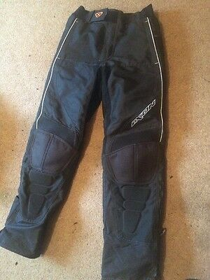 Ixon Motorcycle Trousers Pants New Size 34 Climber Fly
