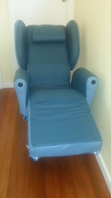 Disability Reclining Day Chair and Bed - Disability Aid