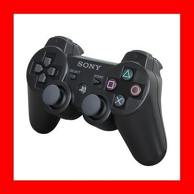 +++ Sony Playstation 3 Dualshock 3 Wireless Controller Sixaxis Guarantee +++
