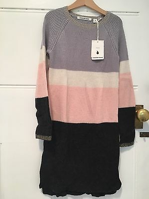 Country Road Girls Knitted Jumper Dress BNWT