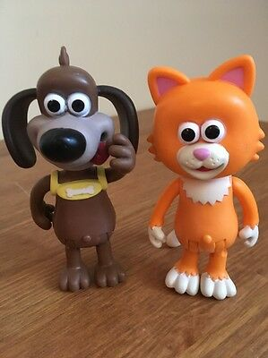 Timmy Time Mittens And Ruffy Characters