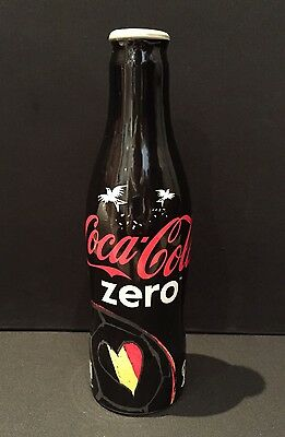 Coca Cola Test Bottle. Brazil World Cup VERY RARE TEST. WRAPPED ALUMINIUM