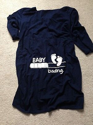 maternity top size small