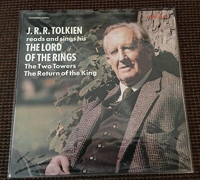 The Lord Of The Rings Lp Jrr Tolkien