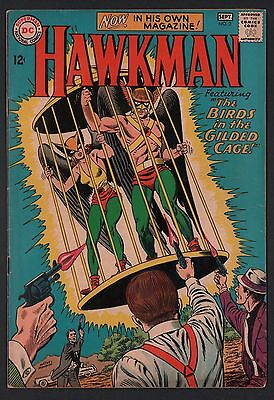 Hawkman #3 VG 4.0 Cream Pages