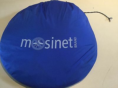 double mosquito net mosinet VGC