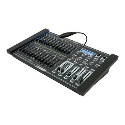 DM-X24 Channel dimmer console  - QTX DMX control desk