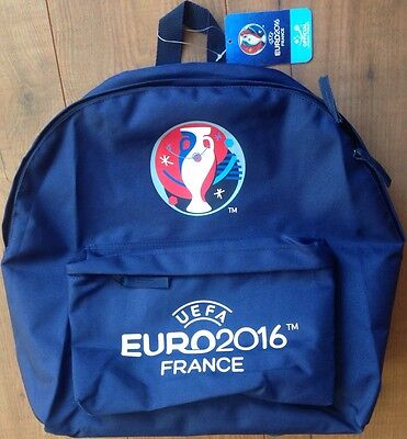 Euro 2016 Final Bagpack England Wales Northern Ireland Spain Italy Germany