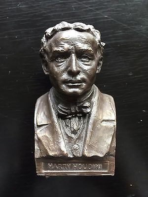 Rare Houdini bust from SAM Centenary - Limited edition - original from 1914
