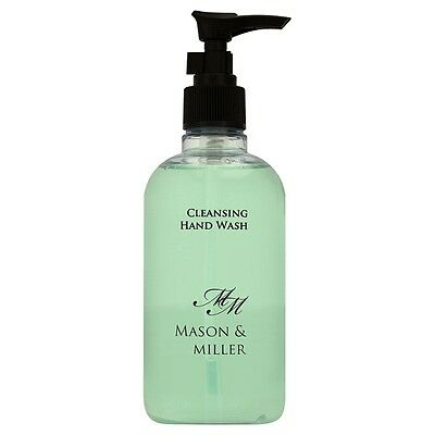 MASON & MILLER CLEANSING HAND WASH 3 x 300ML